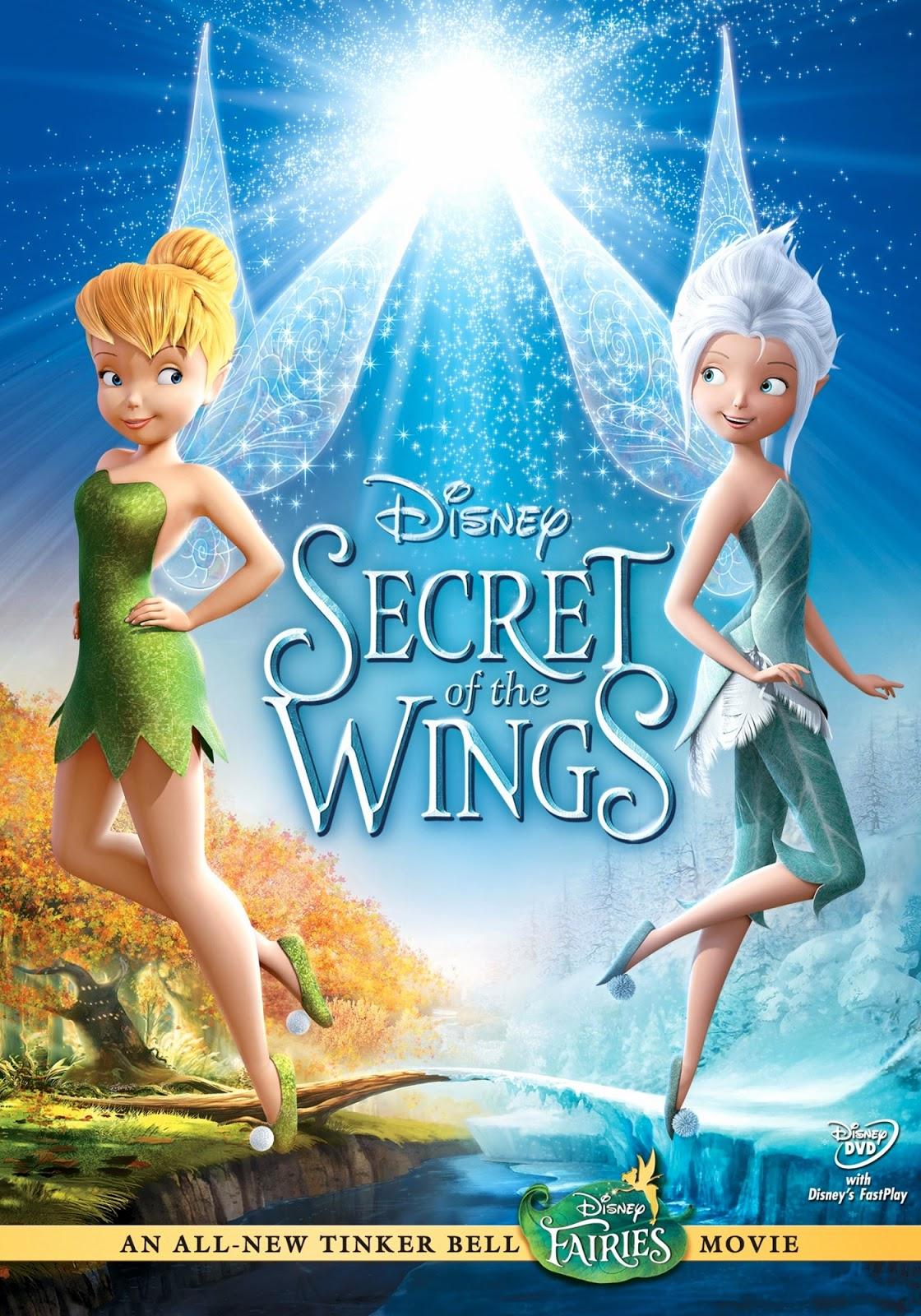 Tiên Nữ Tinker Bell - Tinker Bell Secret of the Wings