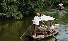 หมู่บ้านสลักคอก - ไปเที่ยวเกาะช้าง credit : http://adventure.tourismthailand.org/