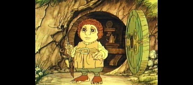 The Hobbit เวอร์ชั่นการ์ตูน