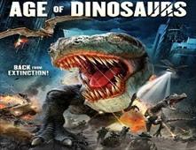 فيلم Age of dinosaurs