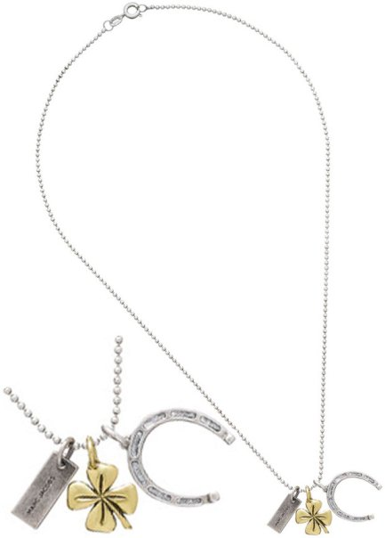 Marc By Marc Jacobs Lucky Charm Necklace