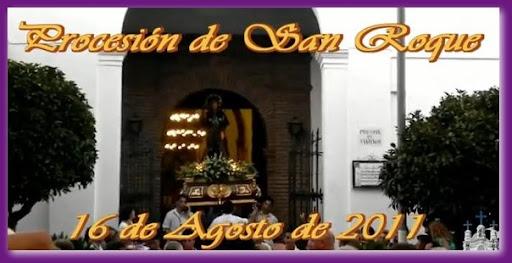 Procesión San Roque 2011