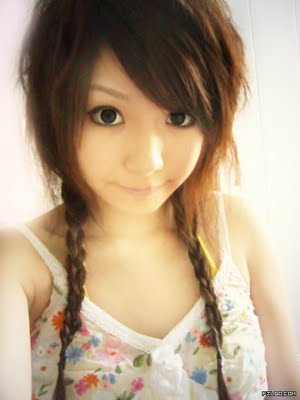 Bluendi Asian Girl Hairstyle Pictures