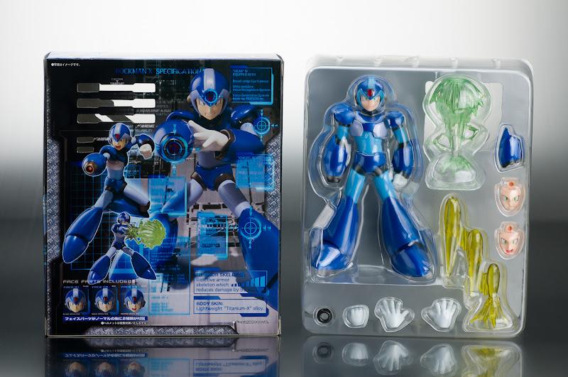 D-Arts Megaman 224
