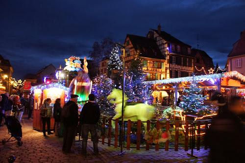 Рождество и Рождественский рынок в Кольмаре