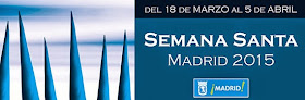 Procesiones Semana Santa Madrid 2015