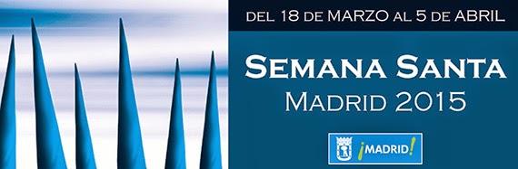 Semana Santa Madrid 2015