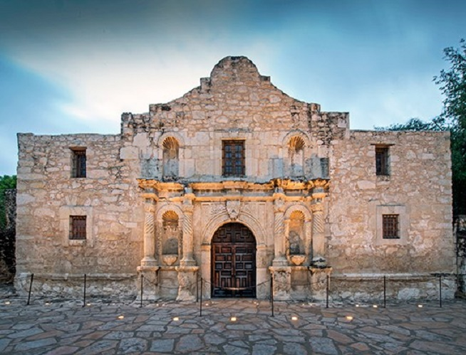 North America: 18th century Spanish-built Alamo fort in San Antonio awarded World Heritage status