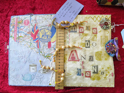 1st Prize in Objects and Accessories Section Gill Green - Rutland and Stamford Branch