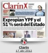 Clarin a NewspaperDirect
