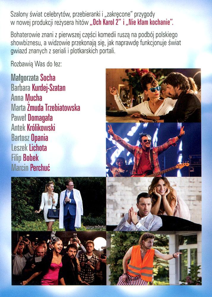Ulotka filmu 'Wkręceni 2 (tył)'