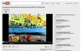 MVเซิ้งรวมพลังฯ พิธีกรสาวASTV สงกรานต์รวมพลังฯ เวทีมัฆวานฯ