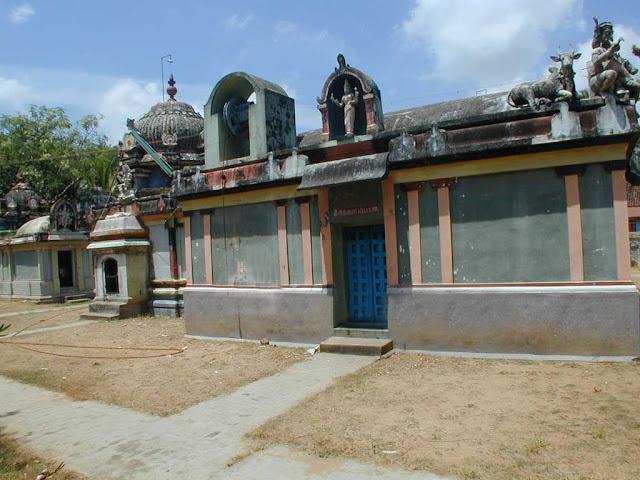 Sri Sundareswarar Temple, Kalikkaamoor (Annappan Pettai), Sirkazhi - 275 Shiva Temples