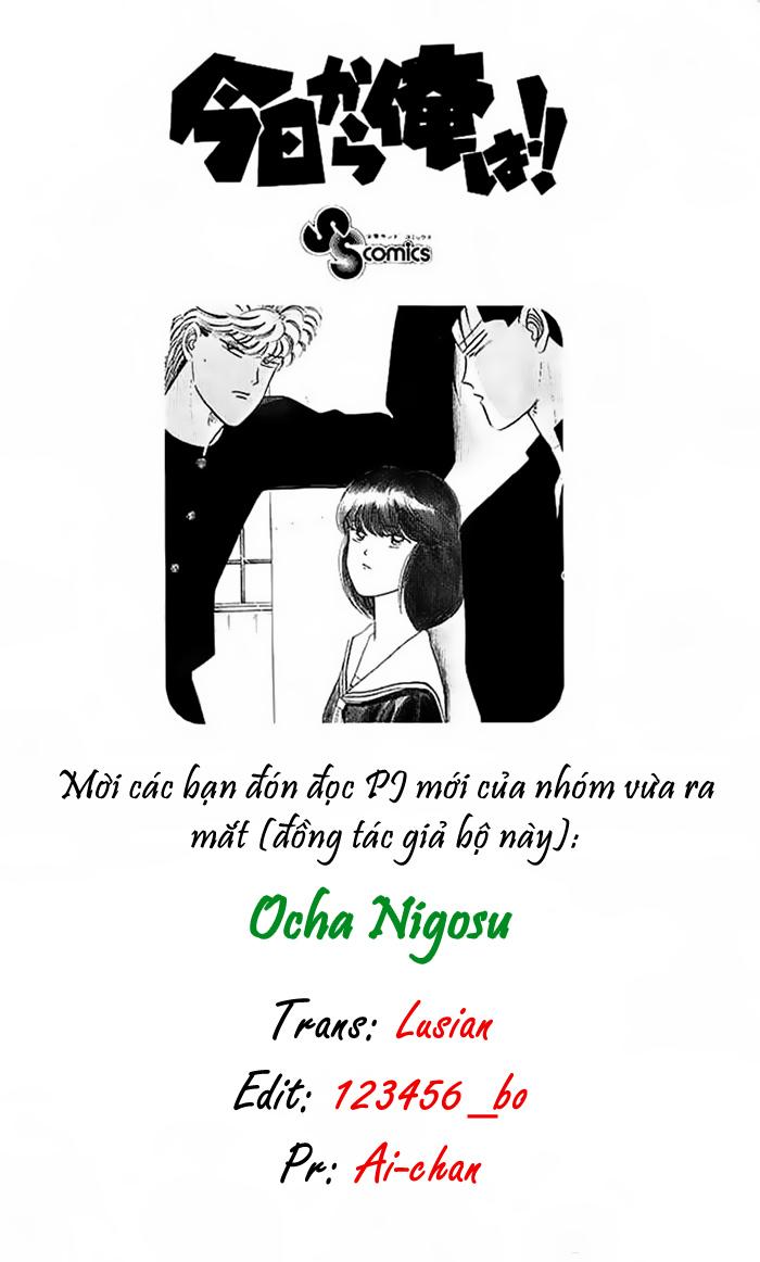 Kyou Kara Ore Wa!! Chap 35 - Truyen.Chap.VN