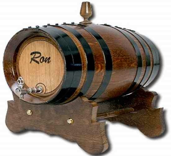 Barril personalizado de whisky