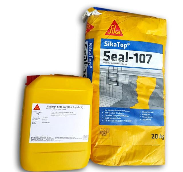 Sikatop seal 107 có độ bám dính cao