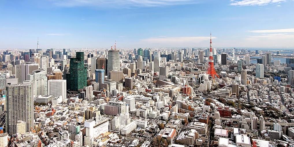 tháp tokyo Nhật