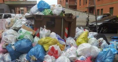 rifiuti, spazzatura