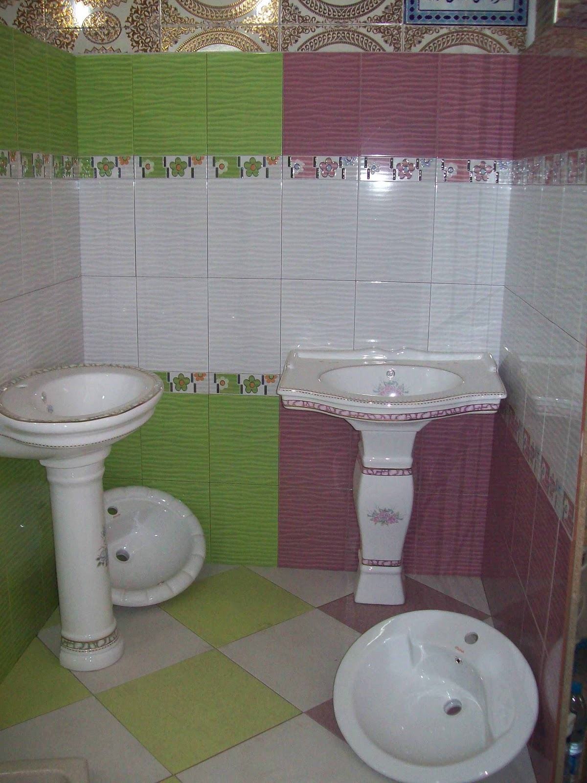Carrelage salle de bain en algerie