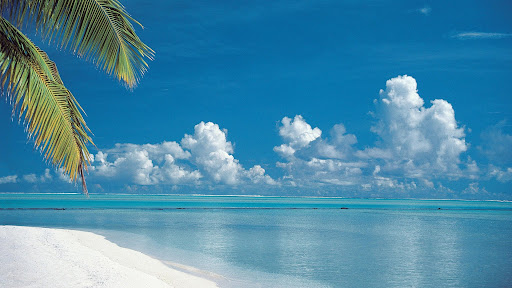 Tropical Beach, Aitutaki, Cook Islands.jpg