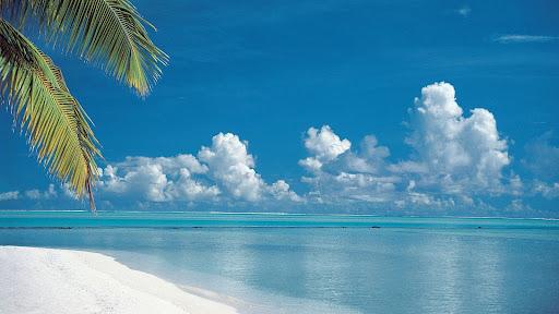 Tropical Beach, Aitutaki, Cook Islands.jpg