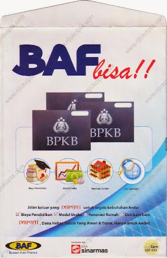 Percetakan amplop di Serang, Cikande Banten juga berfungsi sebagai brosur