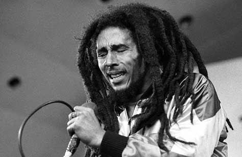 Bob Marley, concierto