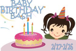 Baby Birthday Bash