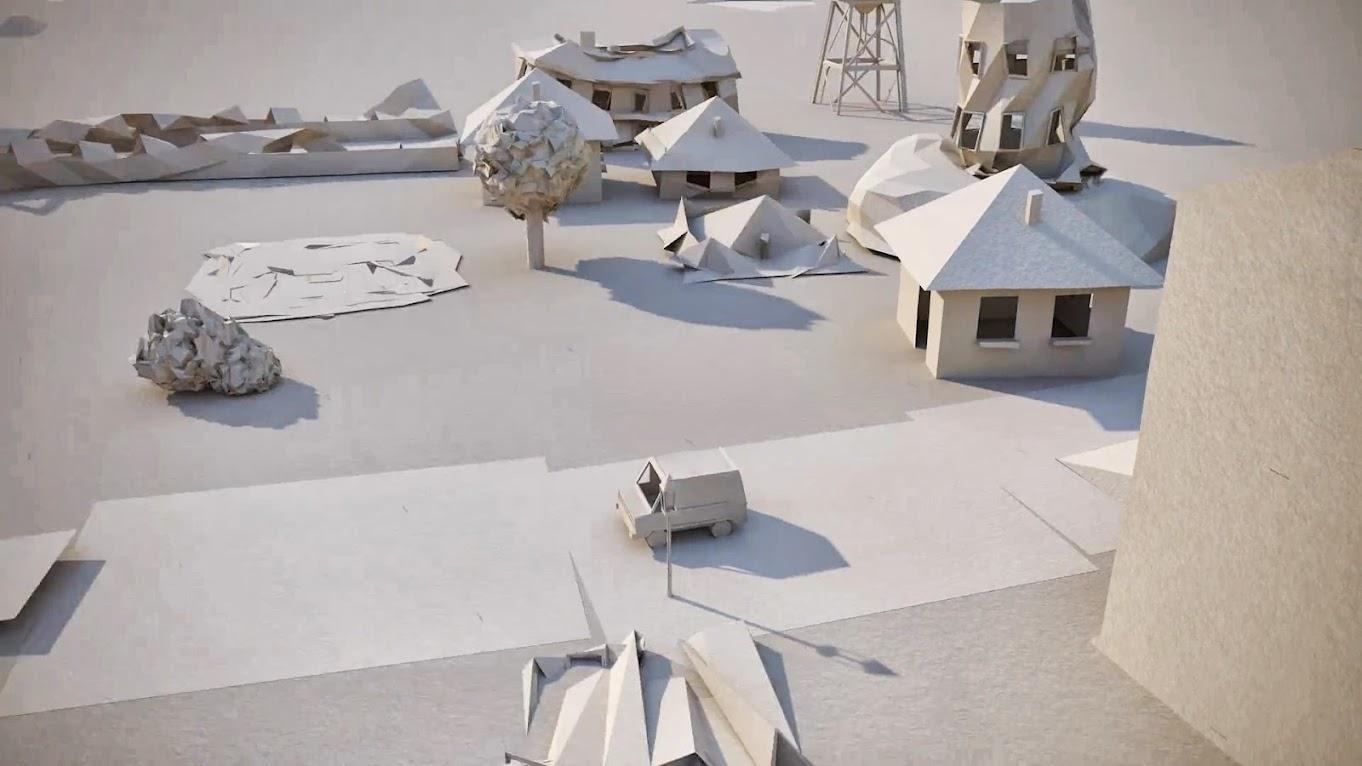*從鄉野到城鎮:Paper City 就是你的小城市 6