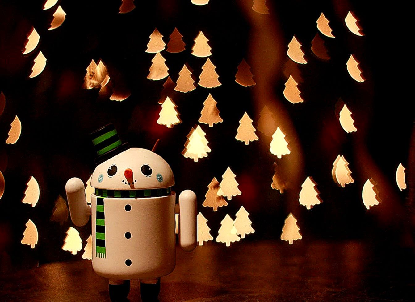 Wallpaper Hd 3D Christmas For Android Mobile