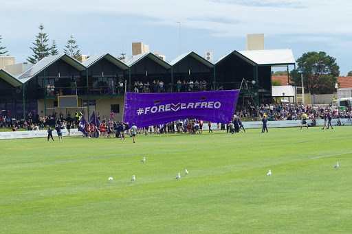 Fremantle Football Club, Football Club, Parry St, Fremantle WA 6160, Reviews