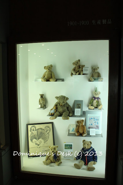 Historic bears