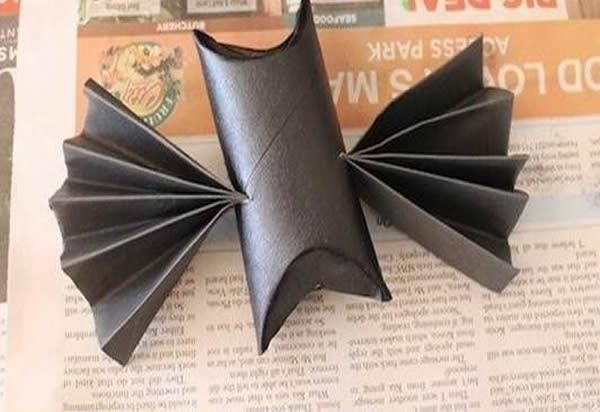 Morcego papelão