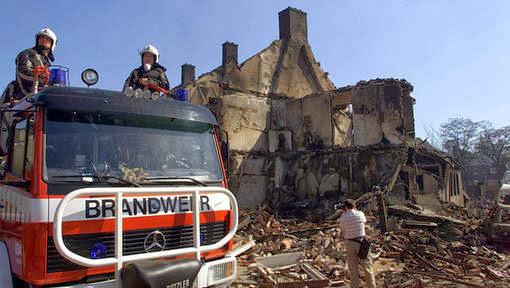Enschede vuurwerkramp