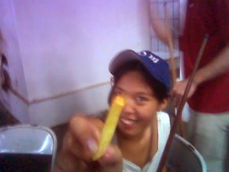Miki + Batata Frita + MEU boné