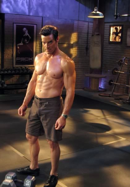 Tony Horton The Exercise Instructor