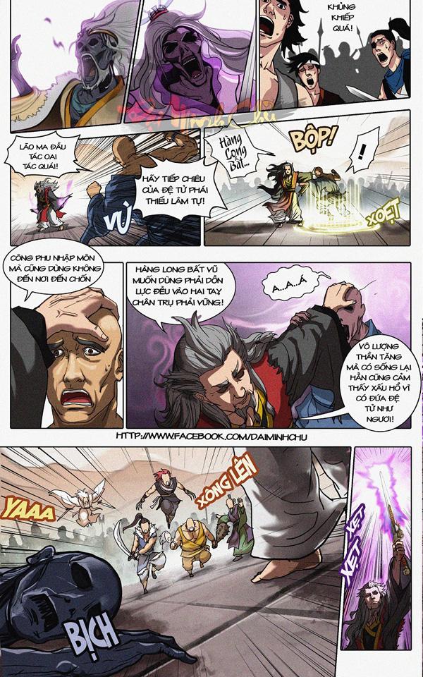 Emobi Games trình làng truyện tranh Đại Minh Chủ 10