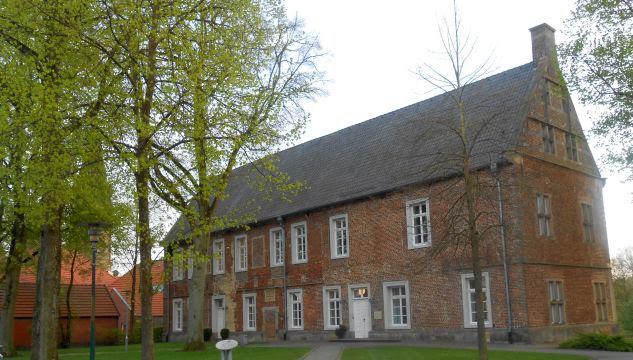 Langes Haus, Nienborg, Münsterland