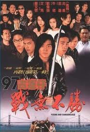 Người Trong Giang Hồ 4: Sơn Kê Cố Sự - Young And Dangerous 4: Those Were The Days. poster