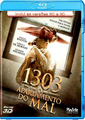 Filme Poster 1303 - O Apartamento do Mal BDRip XviD Dual Audio & RMVB Dublado