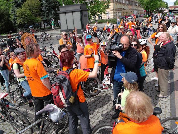 Fahrradkorso 12. Mai 2013 (Foto: ASC)