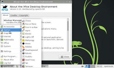 openSUSE ARM: openSUSE 12.3 corriendo en Android