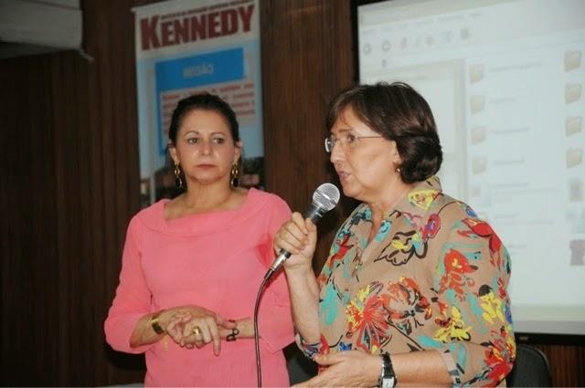 Natal: Escola Presidente Kennedy participa de workshop das melhores do Ideb em Recife