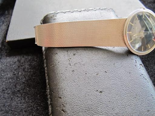 Bán đồng hồ Patek philippe – dòng 3588 – dây vỏ vàng trắng 18k – size 36mm
