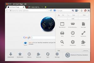 Firefox 25 su Ubuntu Linux