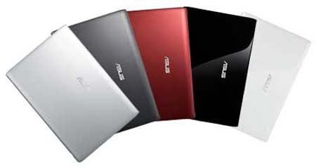 color Asus Eee PC 1225B Review, Specs, and Price