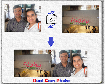 Dual Cam Photo