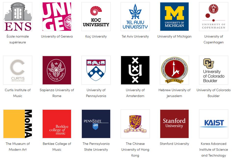 Universitas di Coursera