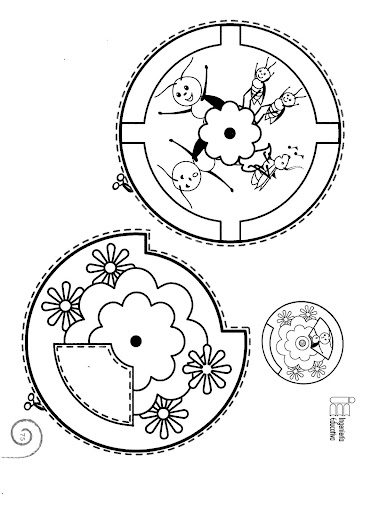 boo bah coloring pages - photo#25
