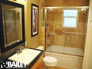Bailey Contracting LLC - Portland bathroom remodeling contractor